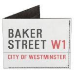 baker street  Wallet Tyvek® Billfold Wallet