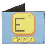 E EMMA  Wallet Tyvek® Billfold Wallet