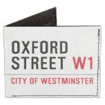 oxford street  Wallet Tyvek® Billfold Wallet