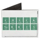 Chuck Norris  Wallet Tyvek® Billfold Wallet