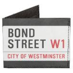Bond Street  Wallet Tyvek® Billfold Wallet