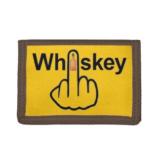 Wallet Whiskey Flip
