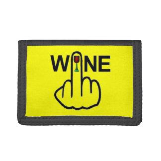 Wallet Wine Flip