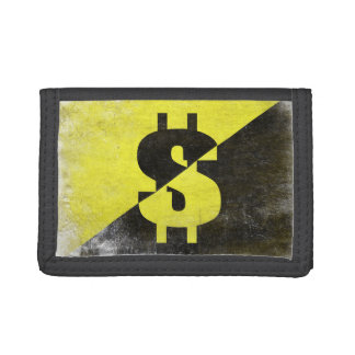 Wallet with Cool Anarcho-Capitalist Flag