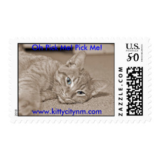 Walley   Oh Pick me postage stamp