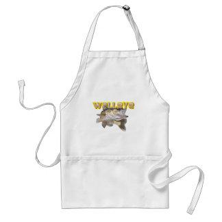 Walleye 2017 adult apron