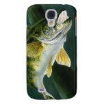 Walleye Art iPhone3 Custom Case Galaxy S4 Cover