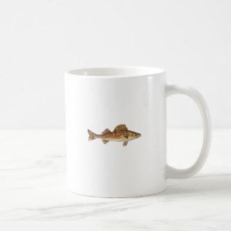 Walleye Art Coffee Mug