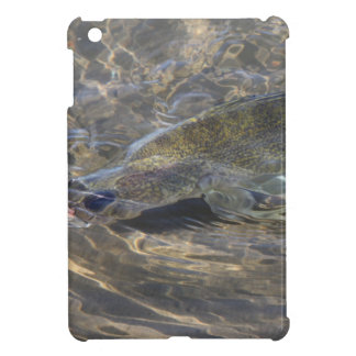 Walleye Caught Cover For The iPad Mini