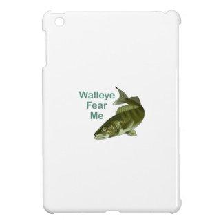 WALLEYE FEAR ME iPad MINI COVERS