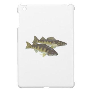 WALLEYE FISH iPad MINI COVER