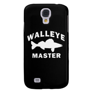 Walleye Fishing Master Galaxy S4 Cover