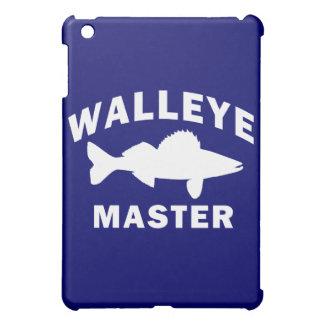 Walleye Fishing Master iPad Mini Cases