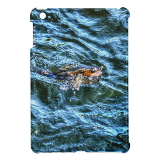 Walleye Fishing Outdoor Fisherman's Sporting Art Case For The iPad Mini
