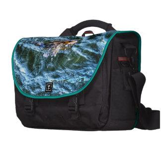 Walleye Fishing Outdoor Fisherman's Sporting Art Commuter Bags