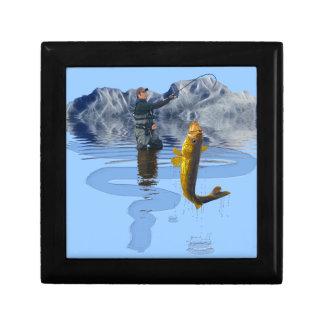Walleye Fishing Outdoor Fisherman's Sporting Gift Gift Box