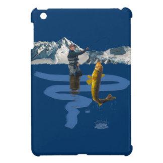 Walleye Fishing Outdoor Fisherman's Sporting Gift iPad Mini Cover