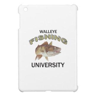 WALLEYE FISHING UNIVERSITY iPad MINI COVERS