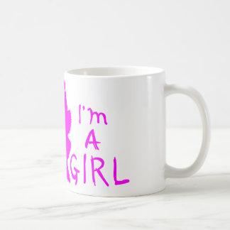 WALLEYE GIRL COFFEE MUGS