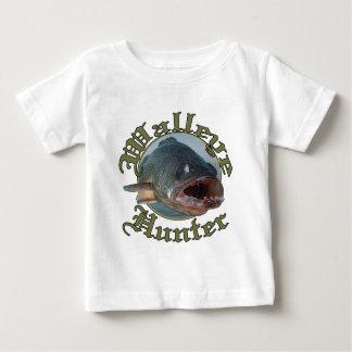 Walleye Hunter 2 Baby T-Shirt