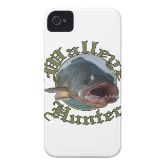 Walleye Hunter 2 iPhone 4 Case