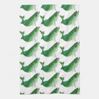 Walleye Kitchen Towels