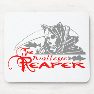 WALLEYE REAPER MOUSE PAD