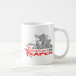 WALLEYE REAPER COFFEE MUGS