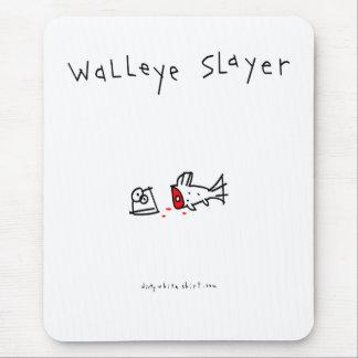 Walleye Slayer Mouse Pad