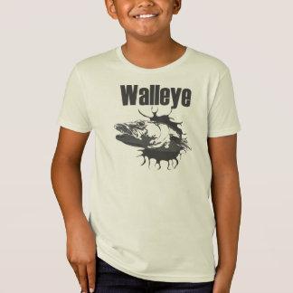 Walleye. T-Shirt