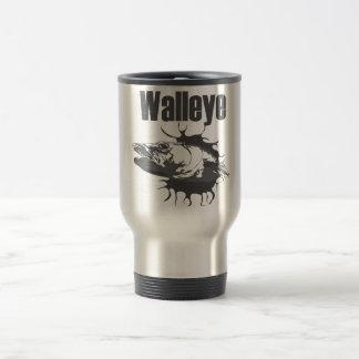 Walleye. Travel Mug