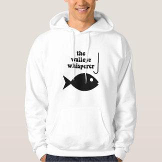 walleye whisperer fishing sweatshirts