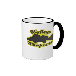 Walleye Whisperer Coffee Mug