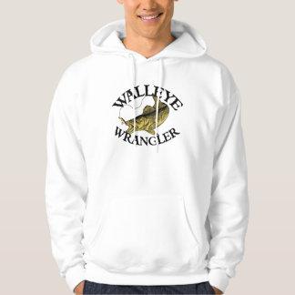 Walleye Wrangler Hooded Pullover