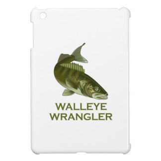 WALLEYE WRANGLER iPad MINI CASE
