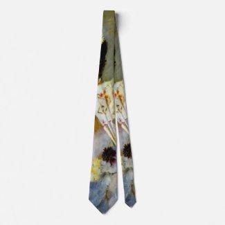 Wallflower 1865 neck tie