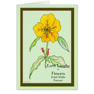 Wallflower Card