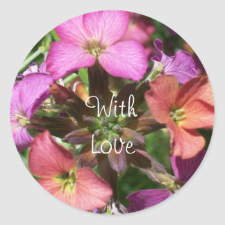 Wallflower 'Constant Cheer' Stickers