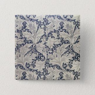 Wallflower' design button