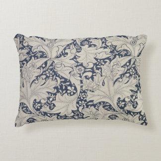Wallflower' design decorative pillow