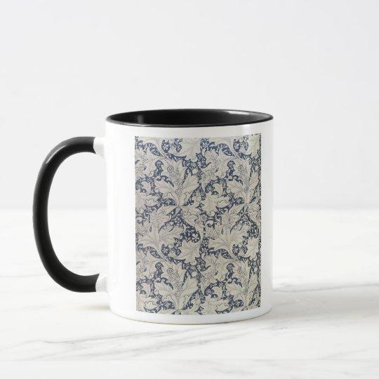 Wallflower' design mug