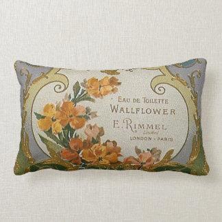 Wallflower Eau de Toilette Throw Pillow