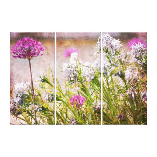 Wallflowers Gallery Wrapped Canvas