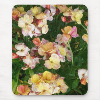 Wallflowers Mousepad