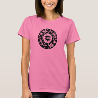 wallie wear aztec symbol T-Shirt