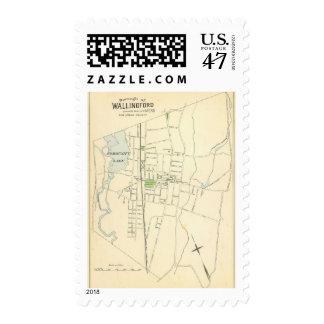 Wallingford Postage Stamp