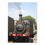 Wallingford station, Oxfordshire, UK 13 Cm X 18 Cm Invitation Card