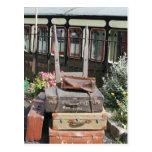 Wallingford station, Oxfordshire, UK Postcard