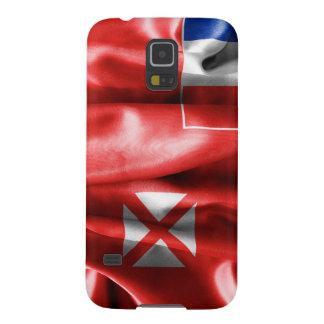Wallis and Futuna Flag Samsung Galaxy S5 Case
