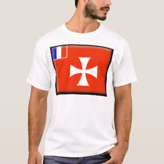 Wallis and Futuna Flag T-Shirt